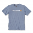 Carhartt Core Logo Short Sleeve T-Shirt FS