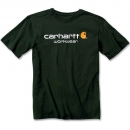 Carhartt Core Logo Short Sleeve T-Shirt GN